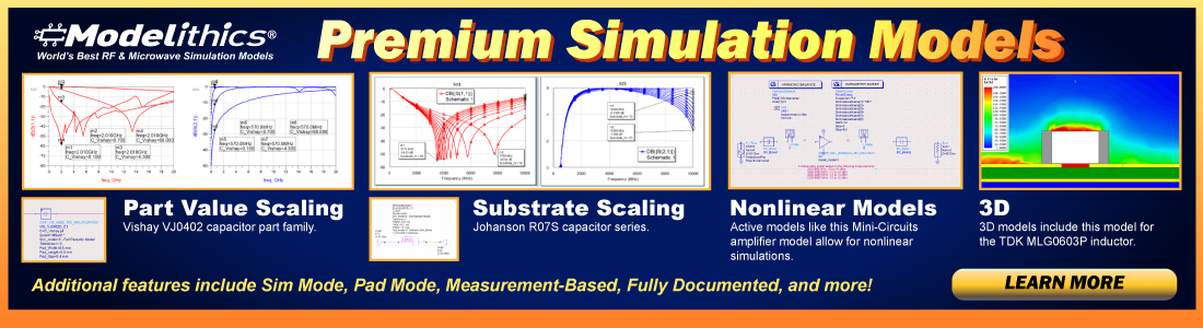 Premium High Frequency Simulation Models