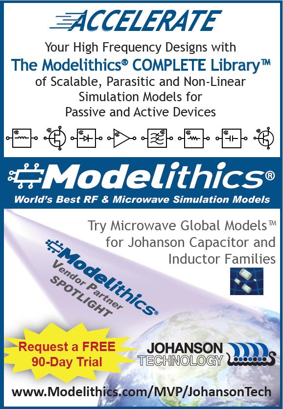 Modelithics Johanson MVP Model Listing - Modelithics, Inc.